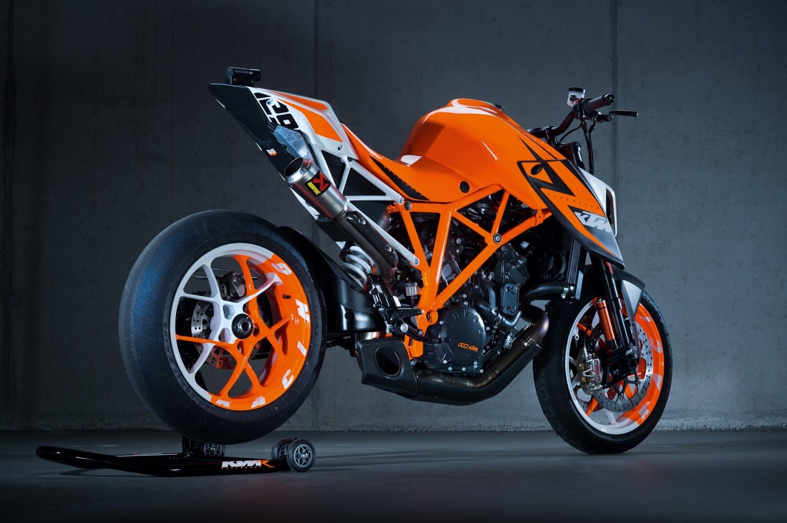 Racing Caf U00e8  Ktm 1290 Superduke R Concept