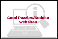 Good Puzzles/Sudoku websites