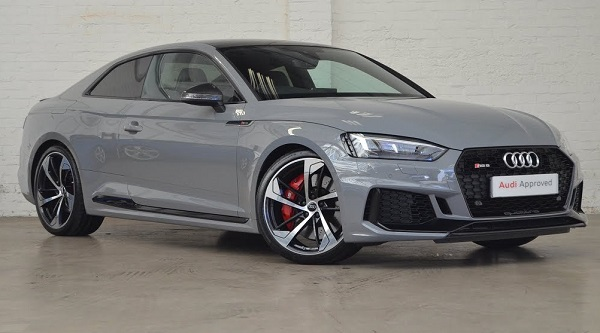 Audi RS5 Mauro Zárate