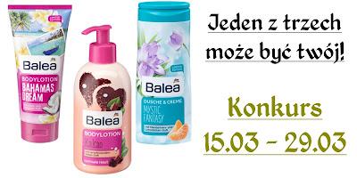 """Wiosna ah to ty!"" Balea/ Facebook"