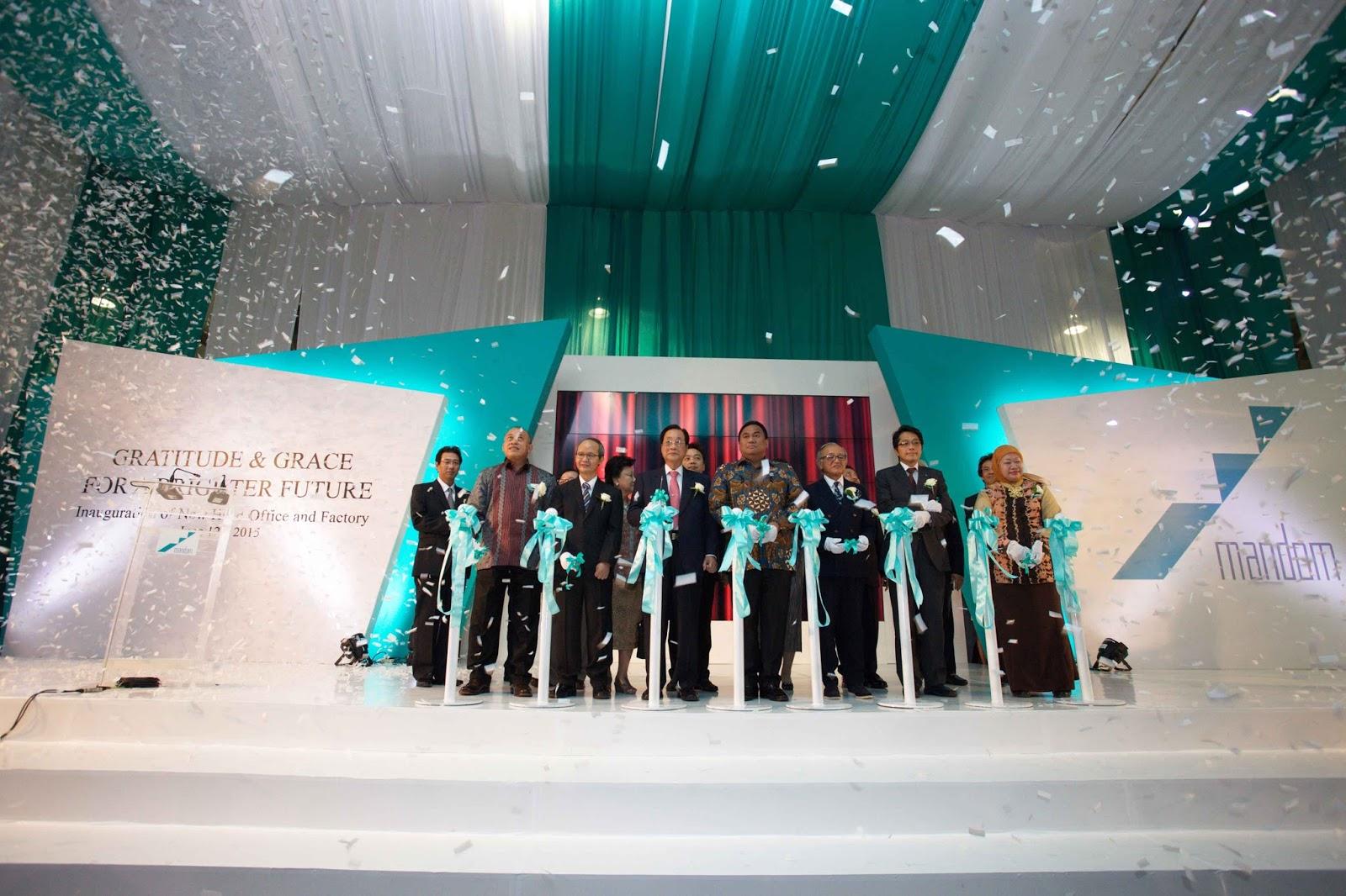 Lowongan Kerja PT. MANDOM INDONESIA TBK Kawasan MM2100 Bekasi