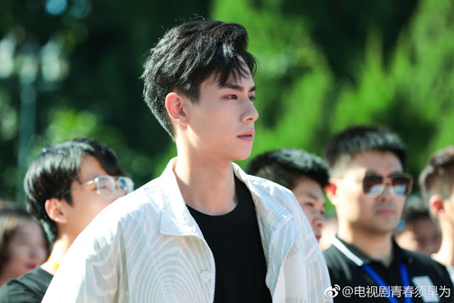 Youth Should Be Early Modern Drama Hu Yitian