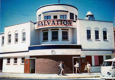 The Osprey club Manasquan, New Jersey when the band Salvation was going to play