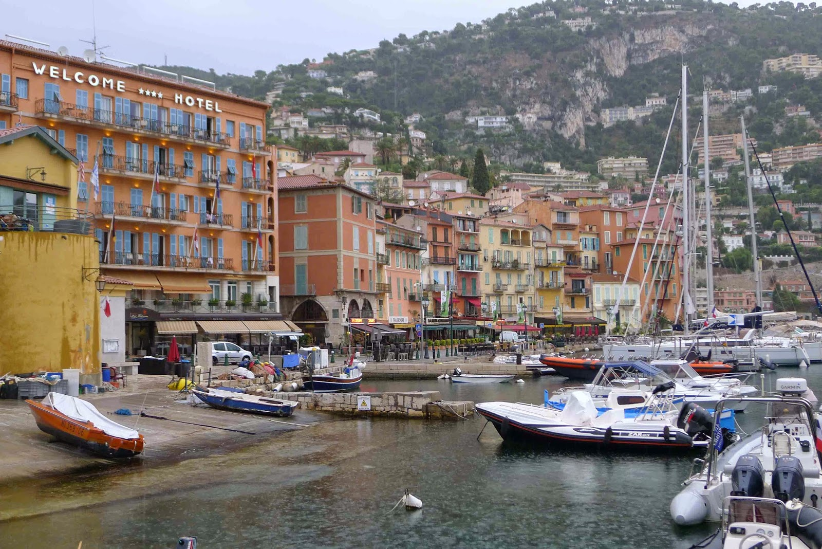 Welcome Hotel, Villefranche sur Mer