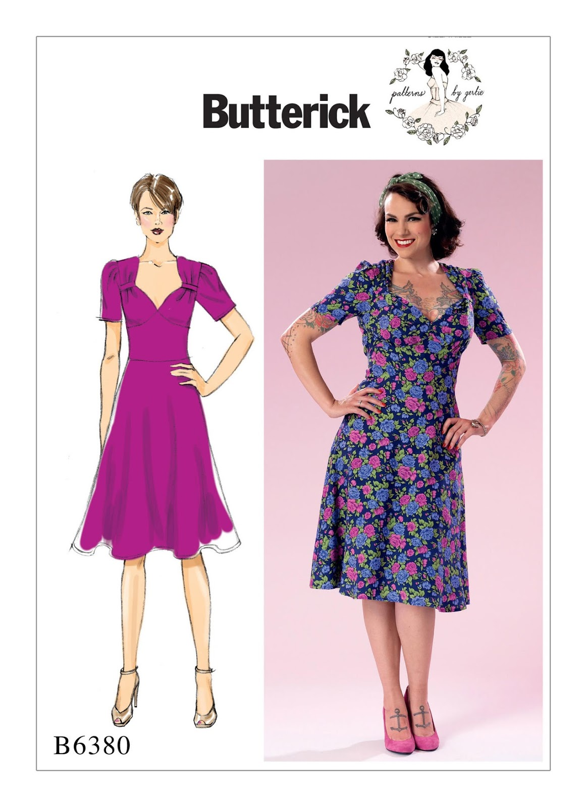 Gertie's New Blog for Better Sewing: New Butterick Patterns