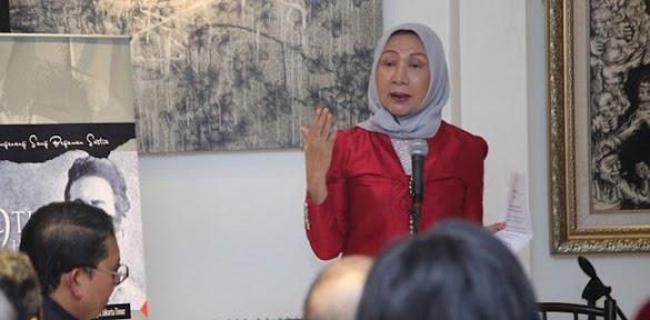 Ratna Sarumpaet: Biarkan Kami Berpuasa Dengan Tenang