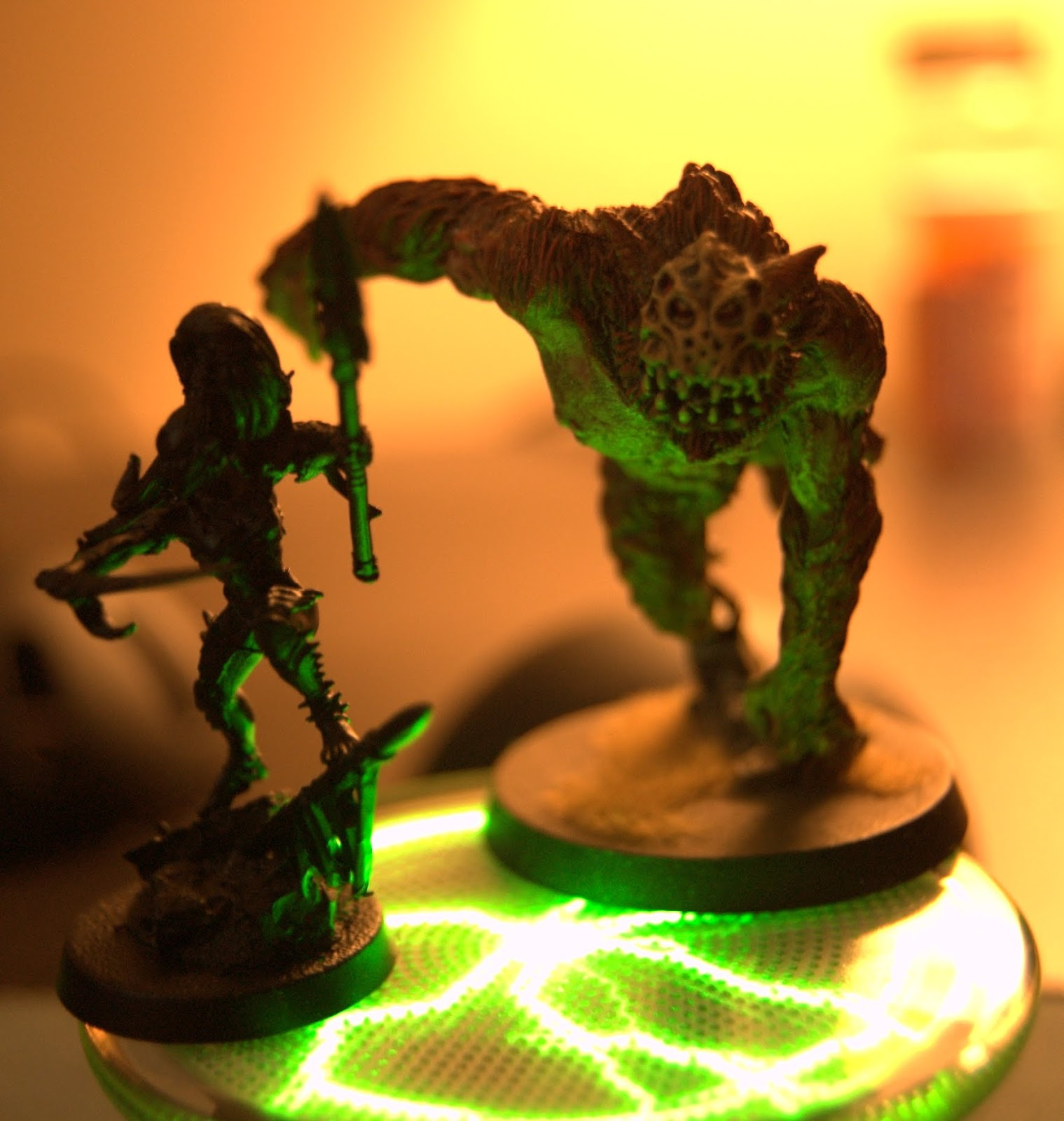 40K Necron Praetorians//Lychguard Particle Caster /& Void Blade Bits 5 Bitz