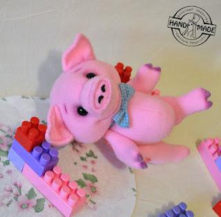 игрушки из флиса