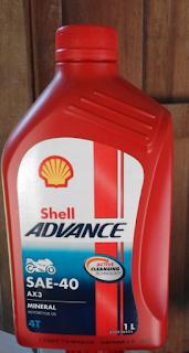 Gambar minyak shell ax3