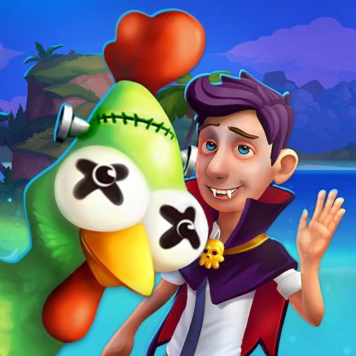 تحميل لعبه Funky Bay - Farm & Adventure game مهكره نقود لا نهايه