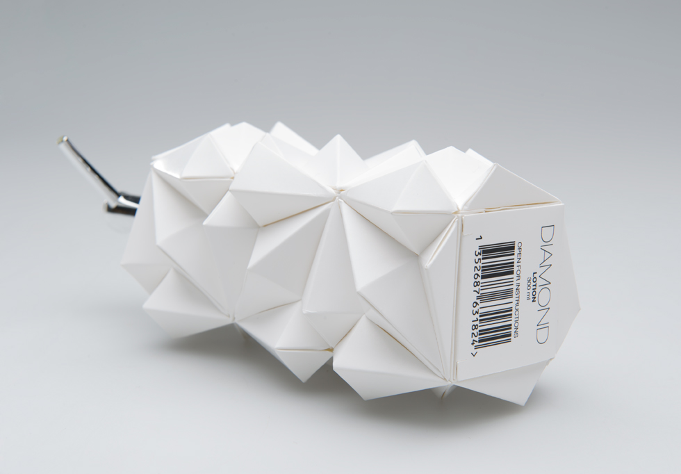 Diamond Collection Student Work On Packaging Of The World