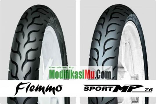 Ukuran Jenis Dan Ukuran Ban - Perbedaan Ban FDR Flemmo Dan FDR Sport MP76 Untuk Racing Dan Harian