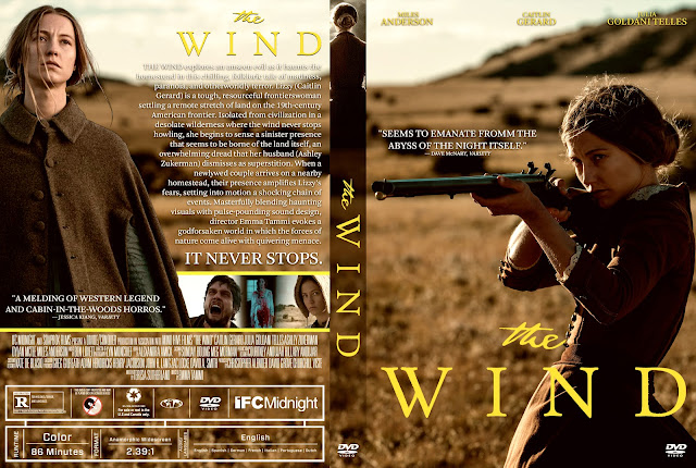 The Wind DVD DVD Cover