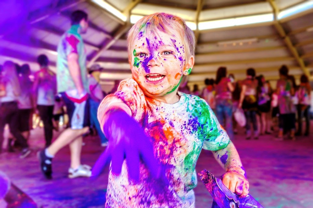holi pictures to draw