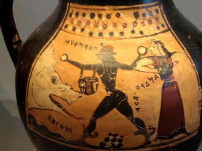 Ανδρομέδα, γιατί η Αθηνά την έκανε άστρο και την έβαλε στους αστερισμούς του βόρειου ουρανού κοντά στον Περσέα και την Κασσιόπη