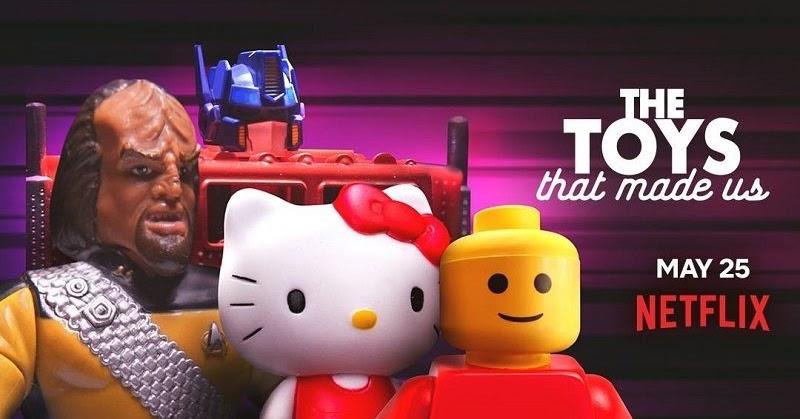 Tem Na Web - Crítica: Brinquedos que Marcaram Época - 2ª temporada