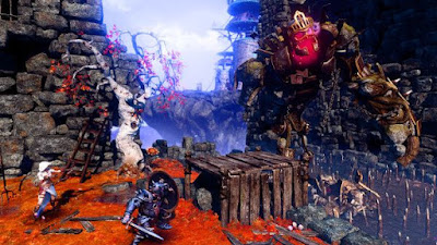 Trine 3 The Artifacts of Power  gameplay