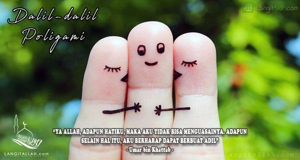 Dalil-dalil Terkait Poligami Dalam Islam