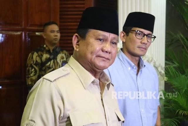 Prabowo: Ratna Sarumpaet Diancam untuk tak Lapor Kemana-mana