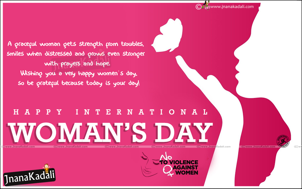 Women S Day Inspirational Quotes: Best 5 Famous Trending International Women's Day Greetings
