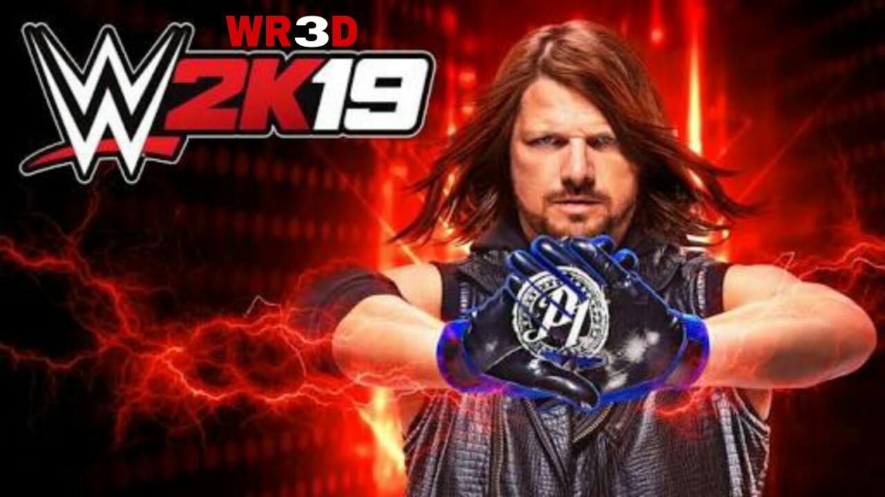 technical yusuf: WWE 2K19 WR3D MOD
