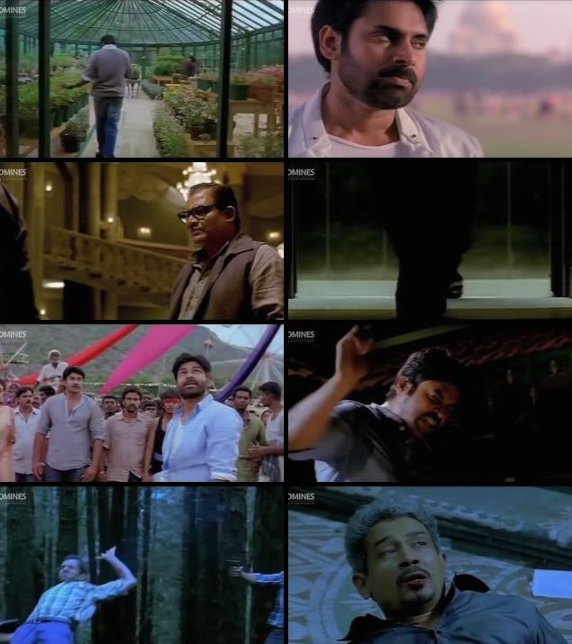 Jaandaar 2015 Hindi Dubbed 720p WEB HDRip
