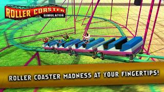 Game Simulasi Android Terbaik - roller coaster simulator