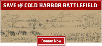 Save The Cold Harbor Battlefield
