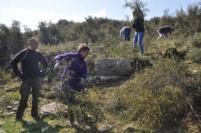 Η αρχαία Ερέτρια προετοιμάζεται για την αρχαιολογική σκαπάνη