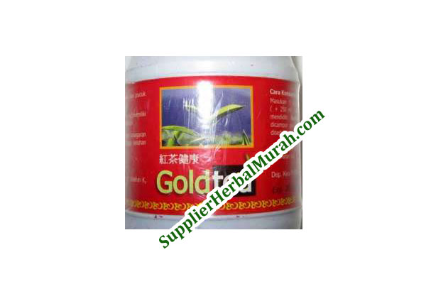 Teh Hitam Gold Tea 58 gram