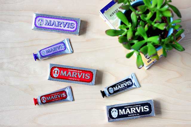Marvis Toothpaste Review