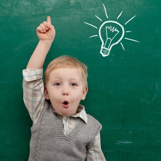 نصائح للحصول على طفل مبدع