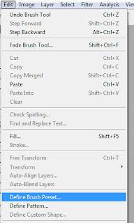 Cara membuat Garis Putus Putus pada Photoshop CS4