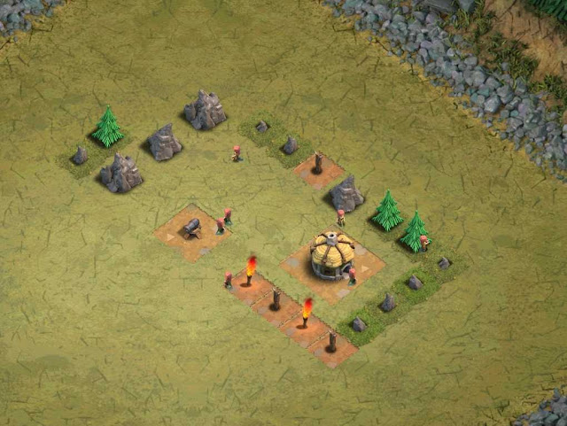 Goblin Base Payback