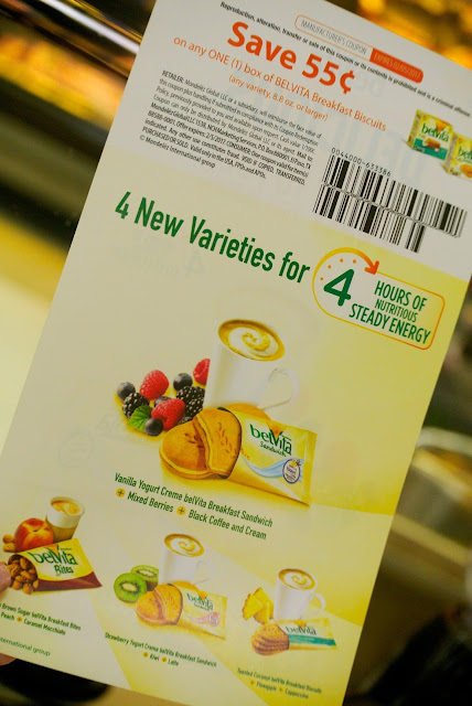 belVita Coupons, Ibotta, Save