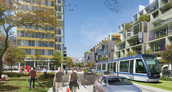 TOD (Transit Oriented Development)