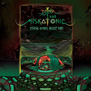 "Ο δίσκος των Djinn and Miskatonic ""Even Gods Must Die"""