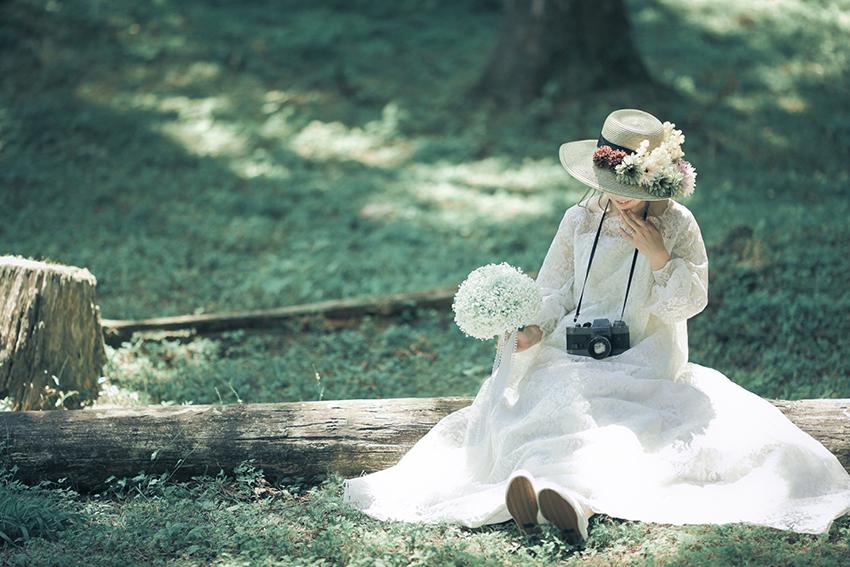 前撮りのドレスの選び方