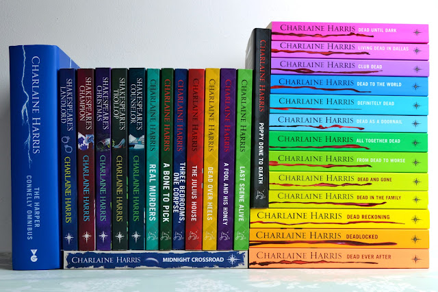 Charlaine Harris - 27 books
