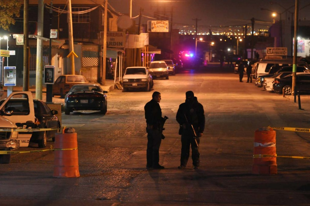 "La narcodisputa por Juárez, una ""cortina de humo"""