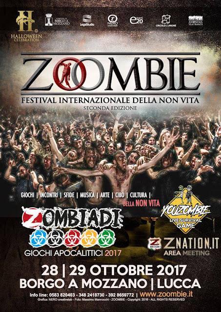 Zombie [festival internazionale della non-vita] + Zombiadi