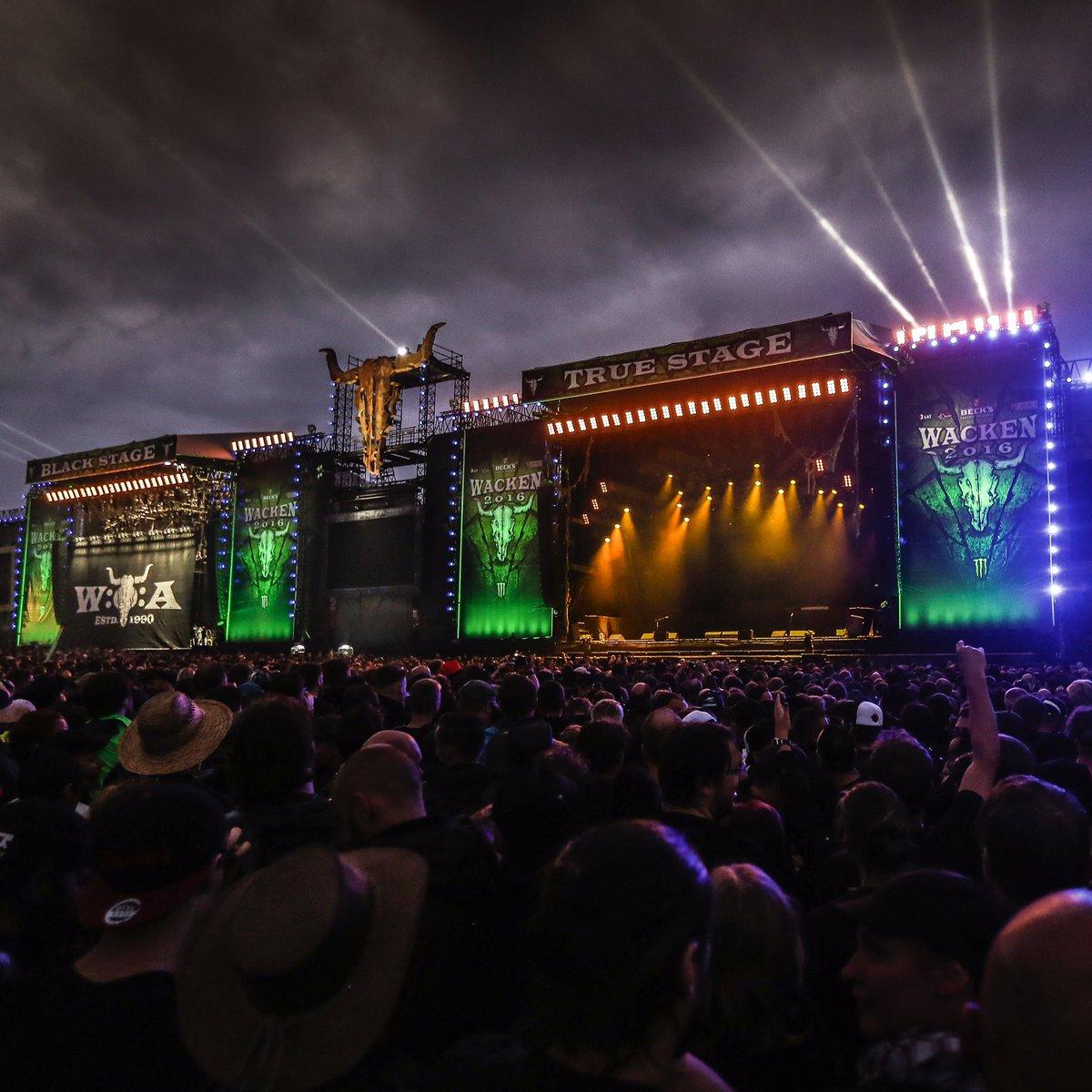 "EcoworldReactor: ""WACKEN OPEN AIR"" The Metal Festival"