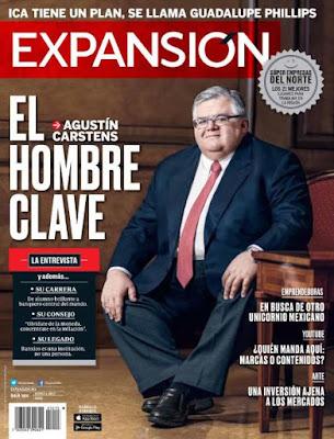 Revista Expansión México - 1 Junio 2017