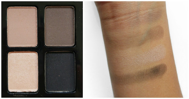 Maybelline The Nudes Palette Review, Maybelline The Nudes Palette Swatches