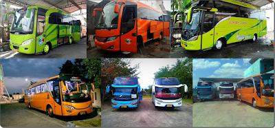 Sewa Bus Jogja Harga Murah Tujuan Solo, Magelang, Semarang All in City Tour.