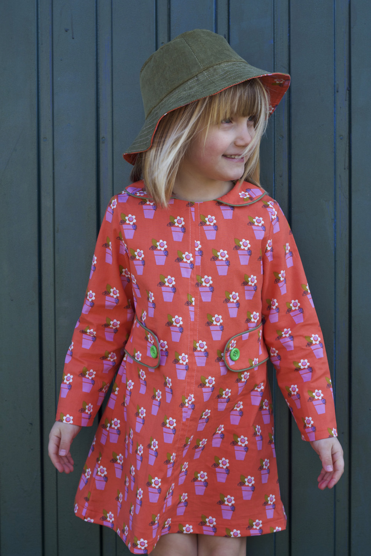 Liiviundliivi The Twiggy Dress By Sewpony