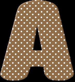 Abecedario Estrellas Blancas en Fondo Beige. White Stars on Beige Background Alphabet.