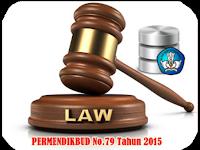 Download Permendikbud No.79 Tahun 2015 Tentang Dapodikdas 2016