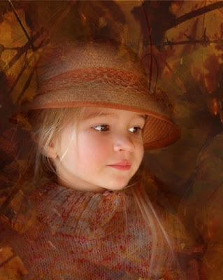 Artistic Photo of Little Girl