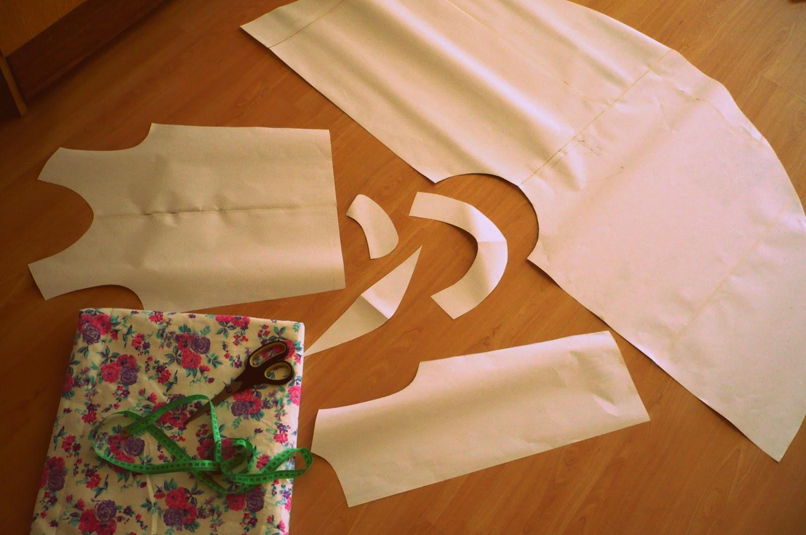 8ab0b736 Pani od plastyki: Dress in 50's style!